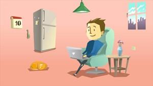 הפקת סרטון אנימציה עוקץ מערכות